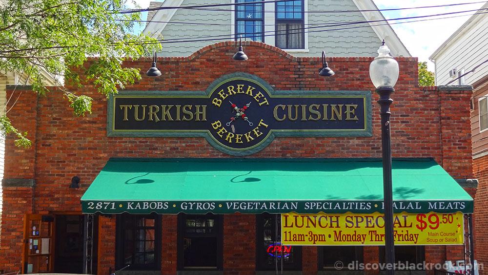 Bereket Turkish Cuisine Black Rock CT Restaurants in Bridgeport