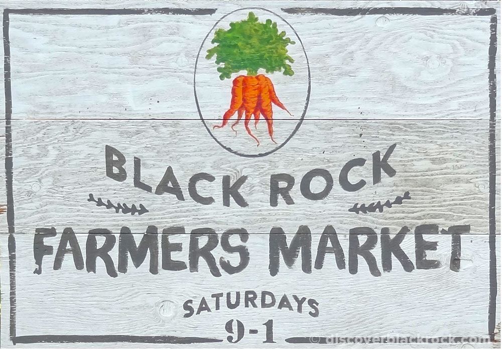 Black Rock Farmers Market Black Rock CT Bridgeport