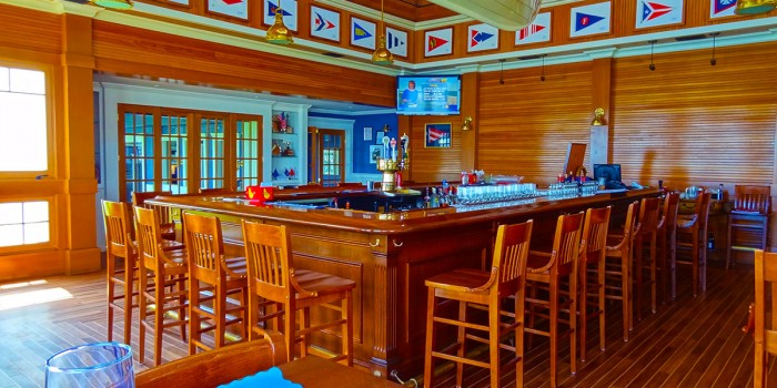 Black Rock Yacht Club Bar - Black Rock, CT