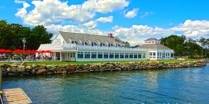 Black Rock Yacht Club Clubhouse - Black Rock CT