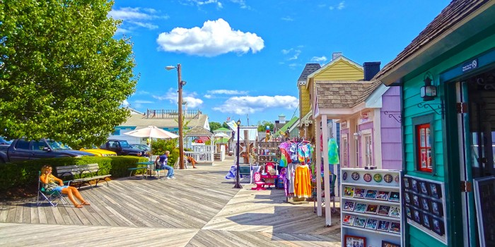 Shops at Captain's Cove - Black Rock, CT