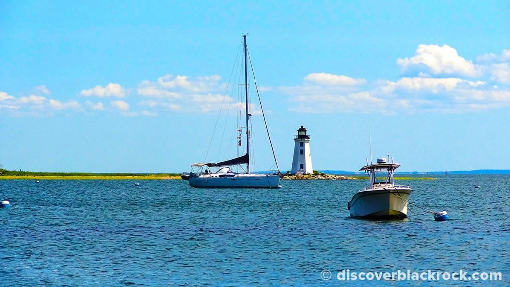 fayerweather lighthouse black rock ct