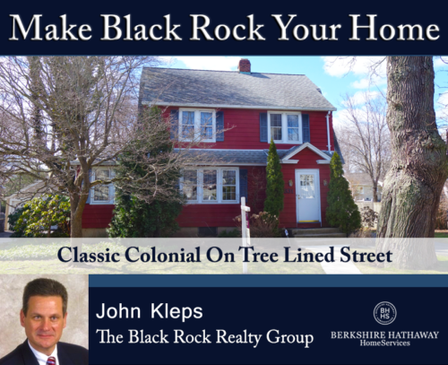 home for sale black rock ct