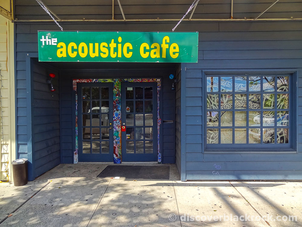 The Acoustic Cafe Live Music Black Rock CT Bridgeport