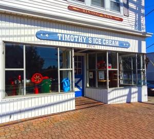Timothy's Ice Cream - Black Rock, CT