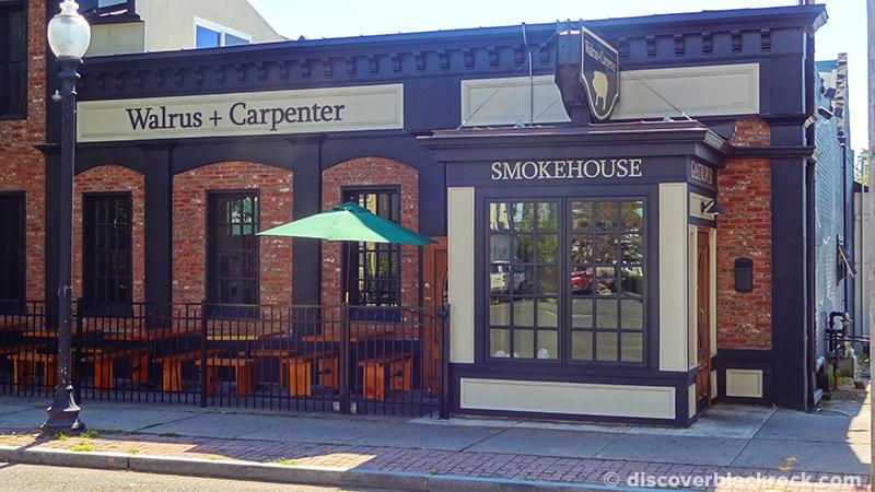 Walrus + Carpenter Black Rock, CT Barbecue Restaurant